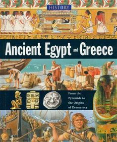 Ancient Egypt and Greece by Neil Grant