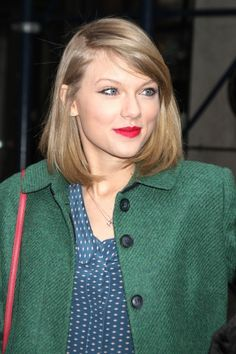 Taylor Swift | #hair #straight