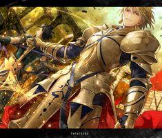 Gilgamesh, Archer [Zero] - Fate/Zero - Fate/Stay Night - Unlimited Blade Works