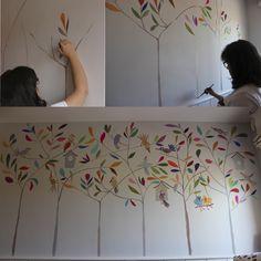 Mural infantil_Sandra Aguado