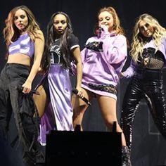 Little Mix perform live at Free Radio Live in Birmingham UK