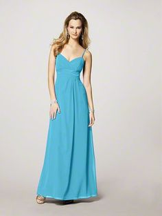 This is the bridesmaid dress, but it's black!  Alfred Angelo 7139