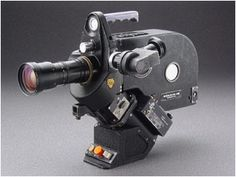 Visual Products - Equipment For Sale - 16mm Cameras - Standard 16mm Packages - Éclair NPR with Zoom Lens Camera Package