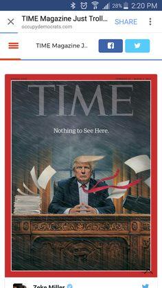 Trump's 1st week in office