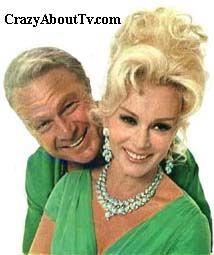 Tv Guide September 1967 Ed Albert And Eva Gabor Of Green Acres