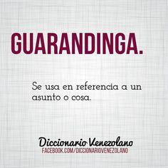 Modismos venezolanos
