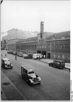 Rettungsamt Prenzlauer Berg - 1950