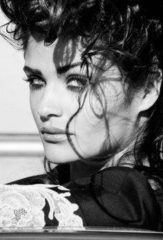 Helena Christensen has been on just above ever cover of Magazines for many many years (World Wide). She is someone I have always adored. Bella Donna