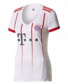 Women FC Bayern Munich 2017-18 Season FCB Third Shirt  K769  Bayern Munich 97030653e