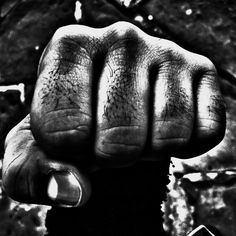 Fist by Ernesto Lopez Fune on 500px