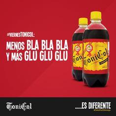 Tonicol Menos Bla, bla, bla