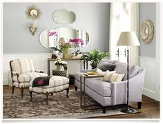 Ballard Designs  |   Audrey Living Room
