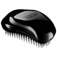 The most amazing detangling brush out there! Tangle Teezer Brush - The Authentic Tangle Teezer Detangling Brush from Paul Labrecque Best Detangling Brush, Sephora, Really Curly Hair, Rides Front, Black Queen, Shiny Hair, Styling Tools, Hair Tools, Keratin