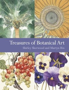 Treasures of Botanical Art: Icons from the Shirley Sherwood and Kew Collections - (PAPERBACK edition) Botanical Art - botanical books Kew