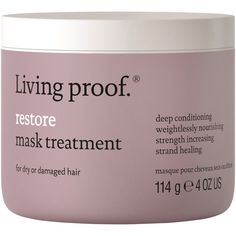 Living Proof Restore Mask Treatment, 114g found on Polyvore