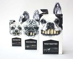25 AWESOME Packaging Designs Guaranteed To Delight You. I Wish All Packaging Could Be This Creative! Dog Treat Packaging, Clever Packaging, Food Packaging Design, Pretty Packaging, Brand Packaging, Packaging Ideas, Branding Ideas, Product Packaging Design, Product Branding