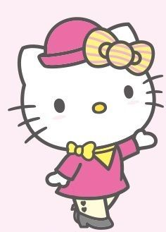 "Hello Kitty makes me smile.  Get more smiles at notsomommy.com  Go to the ""Good Things"" page! #hellokitty"