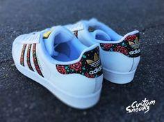Adidas Superstar personalizado para hombres y por CustomSneakz