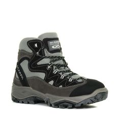 SCARPA Women's Cyclone GORE-TEX® Walking Boots  Bottom end of Scarpa range, but read the outdoors review that said they could be used on hillsides as well as paths and trails. Did say has very flat unsupportive sole.