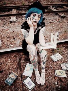 """Sadness Blue"""