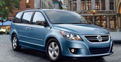 2012 Volkswagen Routan SEL Premium - I am buying this in a different color...I am officially THE soccer mom.