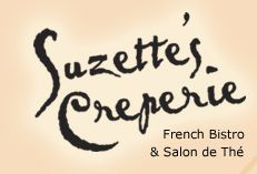 Darling creperie on Front Street in downtown Wheaton.  Delicious french menu, bakery and wine bar.  Great place for girlfriends and your special guy as well.  Soooo choice!