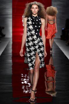 Field Report: Reem Acra Spring 2014 Fashion Show #nyfw #mbfw