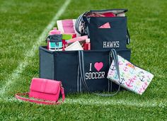 Show your team spirit with Thirty-One!!!