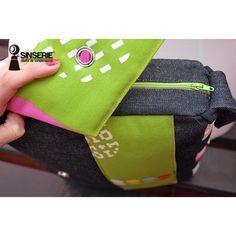 "bag "" l'utilite color"" / SINSERIE"