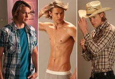 """Sam is a Model in Glee Season 5, Episode 6: """"Movin' Out"""""""
