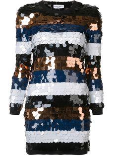 Sequin Mini Dress, Sequin Cocktail Dress, Blue Long Sleeve Dress, Sonia  Rykiel, Holiday Dresses, Knit Dress, Blue Dresses, Bodycon Dress, Mesh Dress 12e75449fc