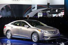 New 2012 Hyundai Azera, coming in early 2012 to World Hyundai.