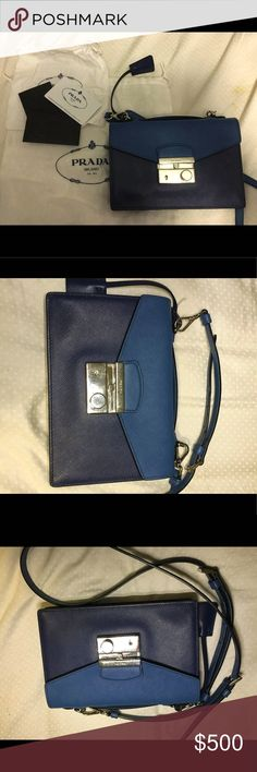 f4c815c923 Comes with dust bag and authentication card Prada Bags Crossbody Bags