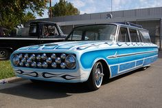 Ford Falcon Station Wagon...1 of the few Fords I love