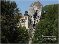 Pieskowa Skała Castle Krakow, Half Dome, Poland, National Parks, Castle, Europe, Mountains, Nature, Travel
