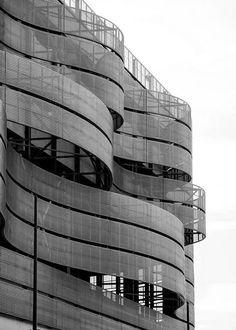 Best Ideas For Architecture and Modern Design : – Picture : – Description The Denver Convention Center in Denver CO shot by Justin Pickner Futuristic Architecture, Facade Architecture, Amazing Architecture, Contemporary Architecture, Landscape Architecture, Landscape Design, Movement Architecture, Origami Architecture, Building Skin
