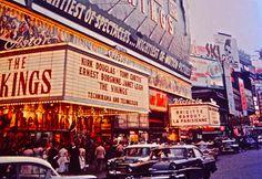 Vintage Times Square – 16 Brilliant Photos of the Crossroads of the World in the Times Square, Nostalgia, I Love Nyc, Ny Ny, School Pictures, School Pics, Urban Life, Brigitte Bardot, City Streets