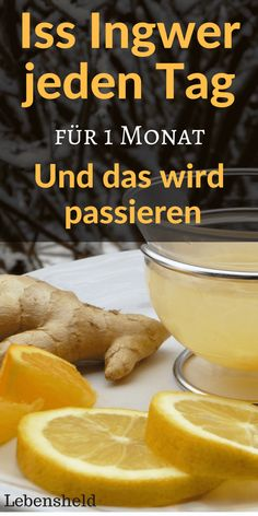 Eat ginger daily for a month and that will happen - Health - Nutrition Health Cleanse, Health Diet, Health And Nutrition, Health And Wellness, Herbal Remedies, Health Remedies, Natural Remedies, Pinterest Trends, Calendula Benefits