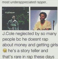 fuck migos fuck uzi fuck travis fuck these useless twenty first century rappers that don't know shit J Cole Art, J Cole Quotes, Rapper Quotes, My Guy, Funny Facts, Deep Thoughts, Real Talk, Just In Case, Real Life
