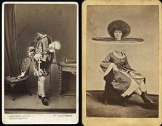 10 Great Victorian Headless Photographs - PROJECT B - Vintage Photographs, Curatorial Projects & Limited Edition Prints Vintage Photographs, Vintage Photos, Vintage Art, Victorian Photography, Creepy Vintage, Post Mortem Photography, Photo Portrait, Photoshop, Vintage Humor