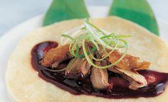 crispy aromatic duck - A Ken Holm Recipe
