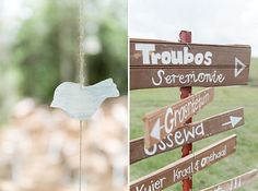 real wedding: spring pastel farm wedding {anri & mauritz}