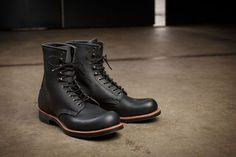 Red Wing London Harvester Boots 2944