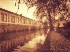 Old factory by the creek by Satu Lehtonen on 500px