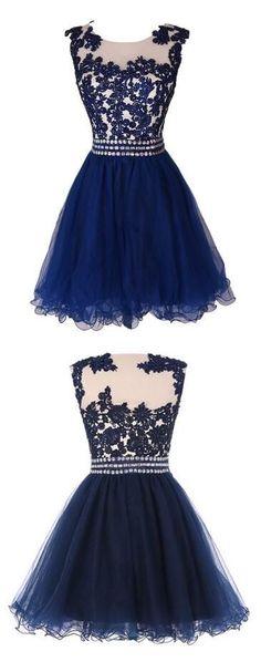 Charming #homecoming Dress,Short Homecoming Dress,Cheap Prom Dress,Blue Homecoming