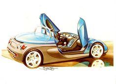 1995 Renault Spider Concept