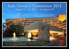The 2015 Saab Owners Convention (SOC) will be held in Lexington, Kentucky, USA http://www.saabplanet.com/the-2015-saab-owners-convention-soc-will-be-held-in-lexington-kentucky-usa/