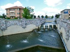 """See 6 photos and 3 tips from 170 visitors to Elkhart Riverwalk. """"Probably the nicest part of town Elkhart has to offer. Great Places, Beautiful Places, Elkhart Indiana, River Walk, South Bend, 6 Photos, West Virginia, Day Trips, Stuff To Do"""