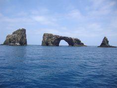 Rocks between the Channel Islands, Ventura CA