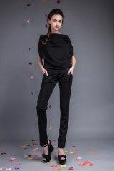 Salopeta Jenna Neagra- www.zonia.ro Spring Collection, Normcore, Casual, Style, Fashion, Swag, Moda, Fashion Styles, Fashion Illustrations
